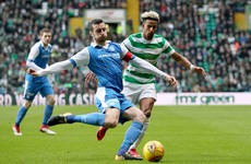 Irish defender Shaughnessy makes Scottish Premiership return