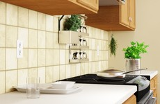 Faded, cracked or plain ugly? 4 ways to change up kitchen tiles without buying new ones