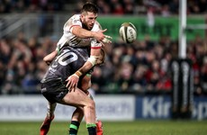 Connacht and Ulster players cleared for contact training