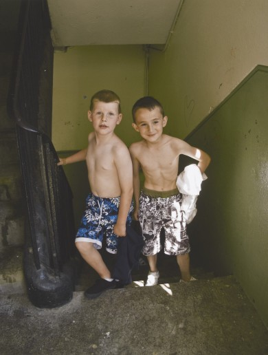 In pics: Photographs of life in Dublin flats goes on show… in a Dublin flat