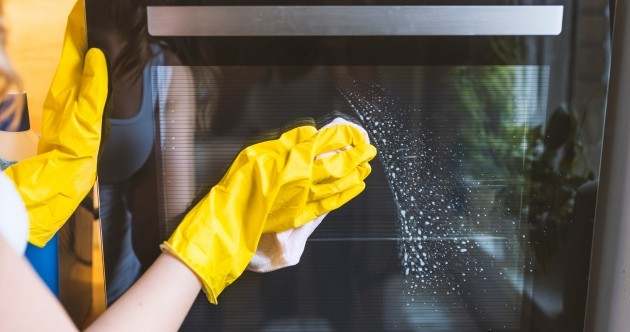 7 deep cleaning jobs that take ten minutes or less - from scrubbing the oven to tackling stains