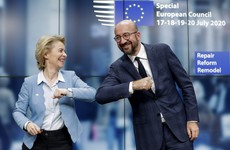 European Council finally agrees €750 billion virus recovery fund - including €390 billion in grants