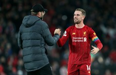 Liverpool's Premier League trophy lift details confirmed as Henderson pens heartfelt tribute to fans