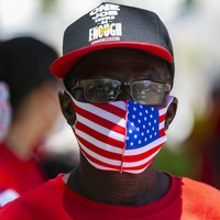 Thousands of US workers walk out in 'Strike for Black Lives'