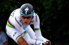 Injury forces Tony Martin to withdraw from Tour de France