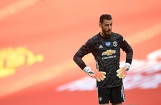 Solskjaer backs 'mentally strong' De Gea as United bid to seal Champions League spot