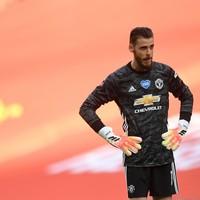 Solskjaer backs 'mentally strong' De Gea as United bid to seal Champions League spot