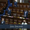 Dáil holds minute's silence and Taoiseach apologises to the late Ruth Morrissey and her family