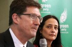 Will it be Ryan or Martin? Voting closes in the Green Party's leadership contest