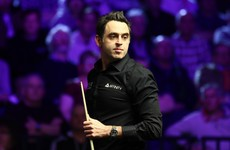 O'Sullivan criticises the 'unnecessary risk' of allowing spectators at The Crucible