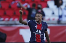 Mbappe vows to stay at PSG next season 'whatever happens'