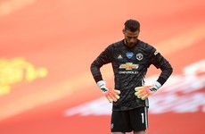 Solskjaer non-committal over De Gea starting against West Ham