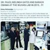 FactCheck: No, this photo does not show Obama visiting a Wuhan lab in 2015 to give millions to a 'bat project'