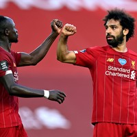 'I think they've given a lot of people hope': Made in Africa, champions with Liverpool