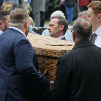'Beautiful, caring and wise': Ruth Morrissey remembered at funeral