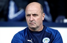 Cook feeling 'physically sick' as final-day draw leaves Wigan facing relegation
