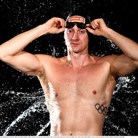 Ryan happy to be back in the water after family's Covid battle in States