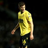 'He's got huge potential' - Millwall want Ireland U21 skipper Jayson Molumby back