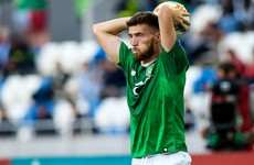 Irish international Matt Doherty makes significant donation to FAI-ETB course