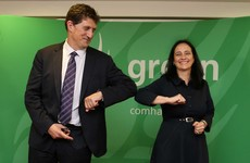 Eamon Ryan retains position as Green Party leader after narrow victory over Catherine Martin