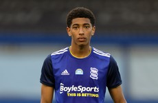 Birmingham City leave fans baffled by retiring shirt number of Dortmund-bound teenager