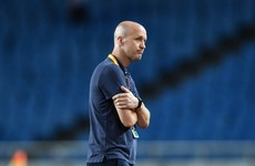 Jordi Cruyff quits as Ecuador coach without leading team in match