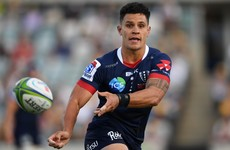 Toomua masterclass guides Melbourne Rebels to their first win