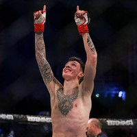 Ballymena's Rhys McKee out to cause an upset in tonight's short-notice UFC debut