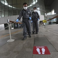 South Korea reports more than 100 new Covid-19 cases for first time in four months
