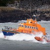 Two people rescued by RNLI lifeboat after their jet skis suffer engine problems in Dublin Bay