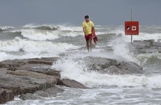 Tropical Storm Hanna nears hurricane strength as it approaches Texas
