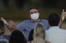 Brazilian president says he has tested negative for coronavirus