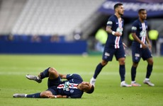 Mbappe a doubt for Champions League with ankle sprain and 'significant ligament damage'