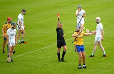 Canning receives highly debatable red in Galway and All-Ireland club finalists draw in Tipp