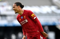 Liverpool end season with record-breaking win
