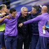 Mourinho delight as Spurs pip Wolves to final automatic European spot