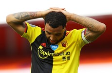 Deeney: The harsh reality is that people will lose their jobs because Watford weren't good enough