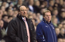 Redknapp and Benitez among the candidates for Russia job