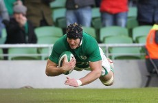 Ireland go out on a high with comfortable win over Pumas