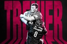 Ex-Ireland U20 prop Trenier signs for Premiership club Harlequins