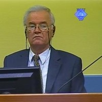 Emotional testimony from first witness in Mladic trial