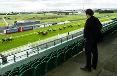 In pics: Opening day of the Galway Races at empty racecourse