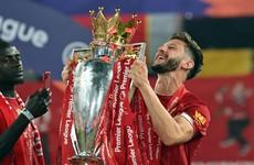 Brighton sign Liverpool midfielder Lallana on a free