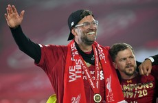 Klopp named LMA Manager of the Year