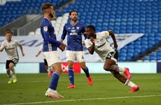 Christie features as Fulham take charge of Championship play-off semi-final