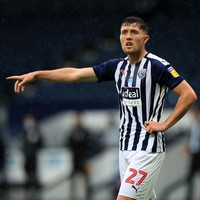 Ireland U21 defender O'Shea wins Young Player of the Year at promoted West Brom