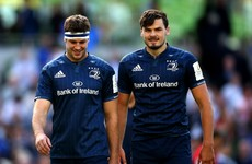 The Leinster depth chart: How do you pick from those back row options?