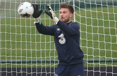 Scottish Premiership switch for Irish goalkeeper Danny Rogers