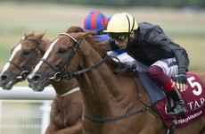 Stradivarius pulls off dramatic piece of history with fourth Goodwood Cup win