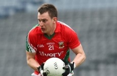 No underestimating Sligo, insists Mayo midfielder Barry Moran
